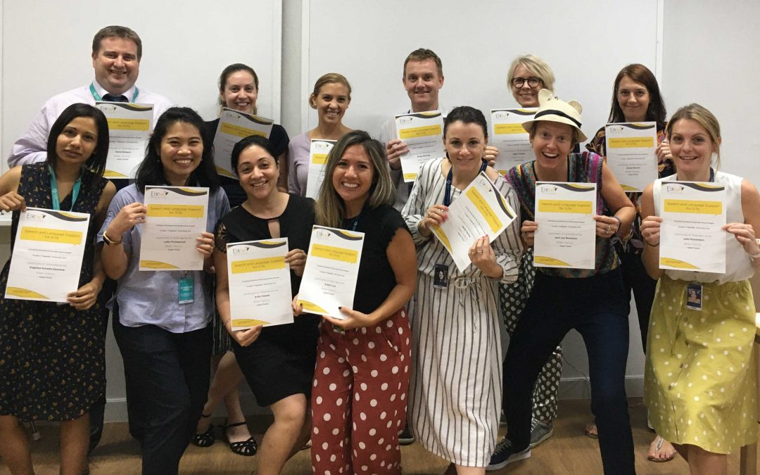 Taking steps towards inclusion – more Bangkok schools complete training