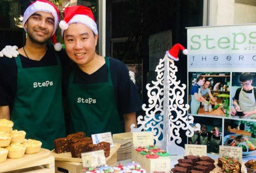 Christmas treats from Steps – come and find us or order online!