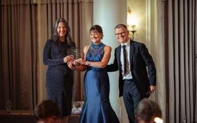 Steps scoops prestigious award